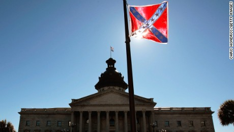 Confederate Flag at South Carolina Capital to be Removed