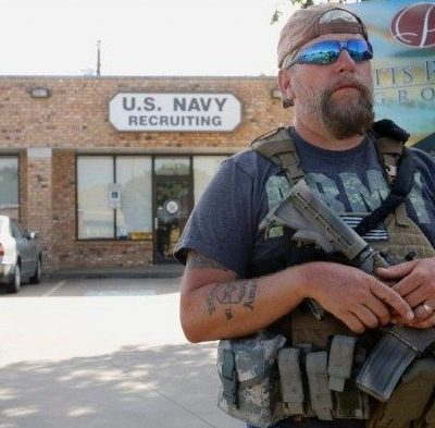 #ChattanoogaShooting: Army Tells Recruiters Avoid, Report Armed Citizens Standing Guard