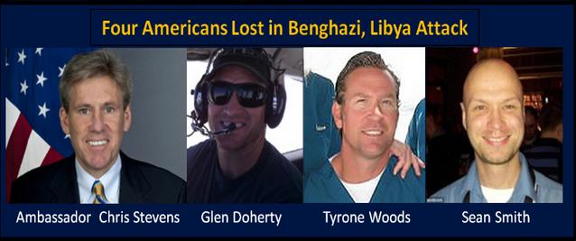 Benghazi Four