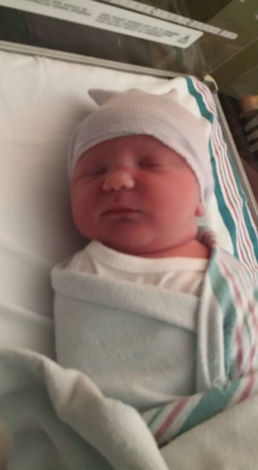 Welcome to our World, Clara Gianna Chesser!