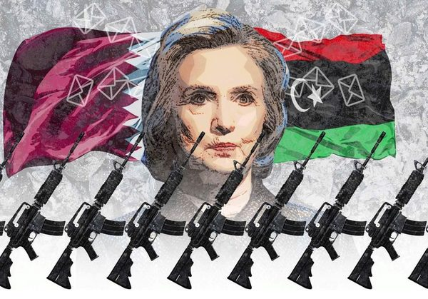 Judge Napolitano: Emails Show Hillary Conducted Secret War, Armed Terrorists in Libya and Syria