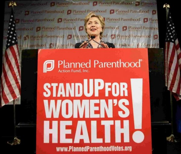 Will Hillary Clinton Speak Out Against Planned Parenthood?