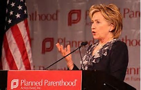 Planned Parenthood: Hillary Clinton's Ongoing Silence Is Alarming