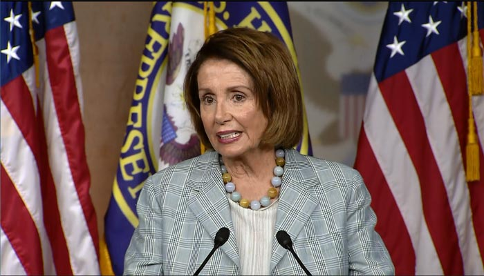 "Nancy Pelosi Says #IranDeal Is ""Diplomatic Masterpiece"""