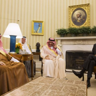 Saudi Arabia Prepares for Nuclear Armed Iran