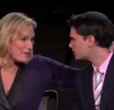 Breitbart's Ben Shapiro Threatened by Transgender Reporter Zoey Tur