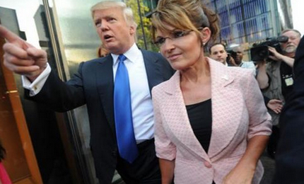 #Trump: I'd Love Sarah Palin in My Cabinet, Trey Gowdy as Attorney General