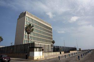 Future US Embassy building in Cuba
