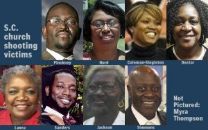 These are the nine people I want you to remember in the Charleston shooting