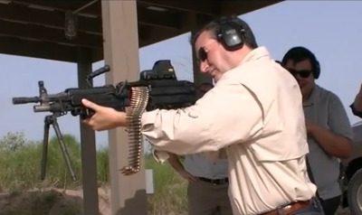 #GOPDebate:  If GOP Candidates Were Guns