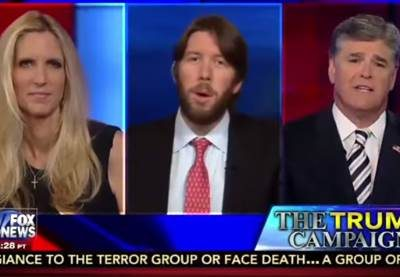 Donald Trump Debacle: Ann Coulter and Charles C.W. Cooke Get In Heated Debate