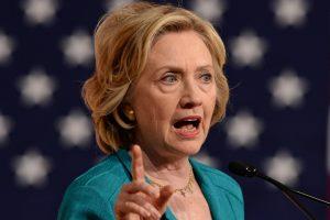 Hillary Clinton Speaks At Florida International Universiy
