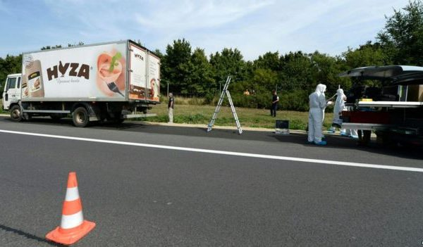 71 Refugees Found Dead in Abandoned Truck on Austrian Highway