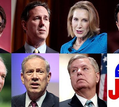 Fox News #GOPDebate Round One: The Undercards