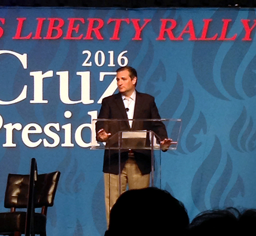 An Evening with Ted Cruz and Champions of Religious Liberty
