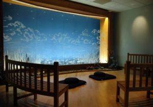 Interfaith Prayer Room at Albany Airport, New York