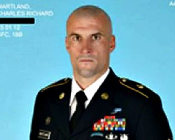 Green Beret #SGTMartland Will Be Discharged From Army For Shoving An Afghani Child Rapist