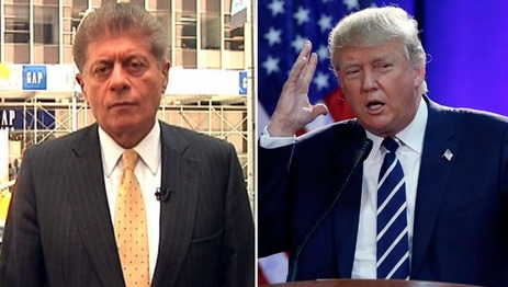 Judge Napolitano: #DonaldTrump Proposal to End Birthright Citizenship is Unconstitutional