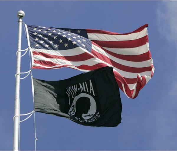 No. The POW/MIA flag is not racist, Rick Perlstein