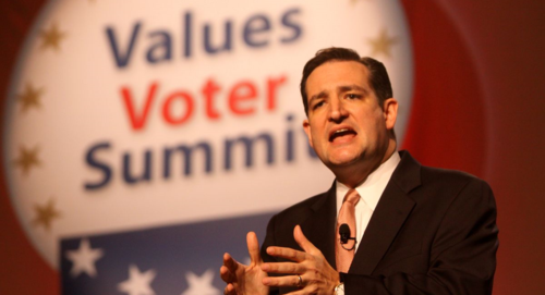 Ted Cruz Issues Video Promising to Prosecute Planned Parenthood