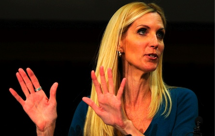 Ann Coulter: Donald Trump's Fangirl