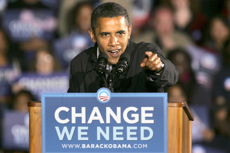 Obama's Transformation Of America: Not The Change We Need
