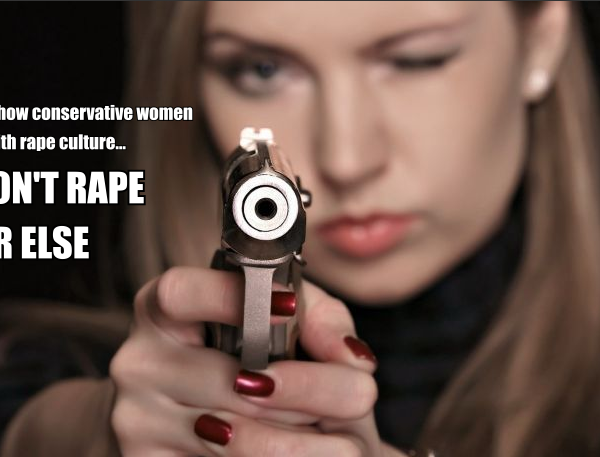Rape Culture and Feminism: Women's Biggest Enemy
