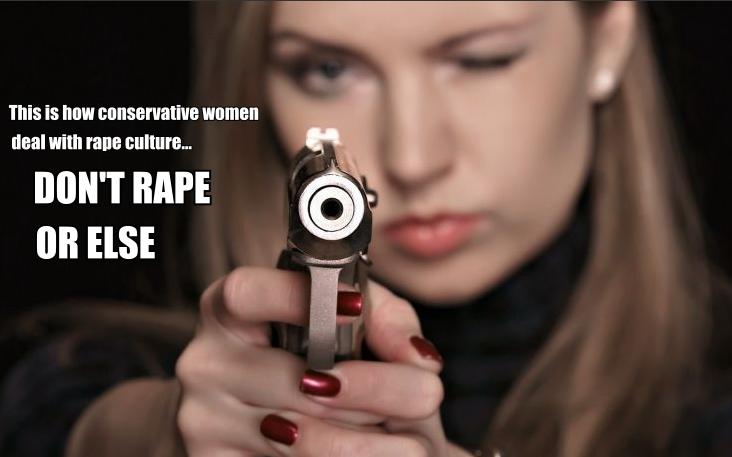 Rape Culture and Feminism: Women's Biggest Enemy