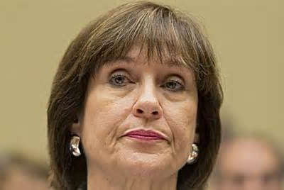 Lois Lerner Used Private Email for IRS Business