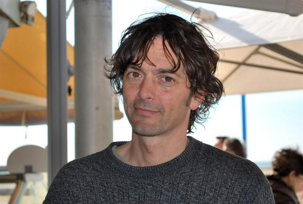 Professor Mark Moogalian (photo: NBC News/ReverbNation)