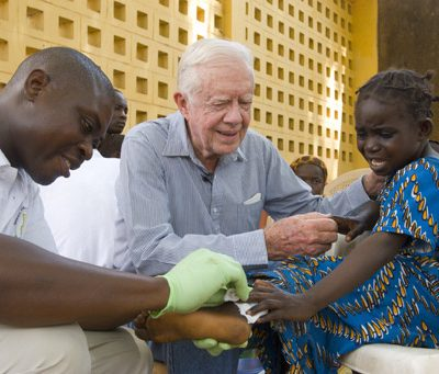 Jimmy Carter Diagnosed with Liver Cancer