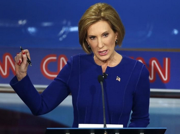 Carly Fiorina: The Character of Our Nation