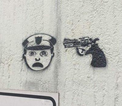 Graffiti of