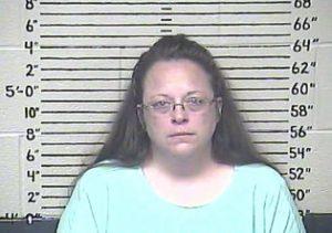 Kim Davis, Carter County Detention Center