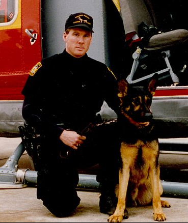 #‎September11: Trakr, Hero Dog of 9/11