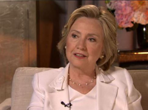Hillary Clinton Says She'll Fight for Sexual Assault Victims