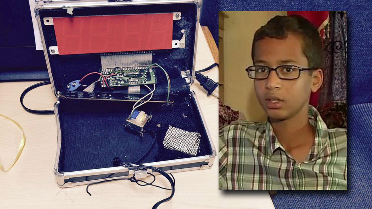 Was the Story of Ahmed Mohammed and His Clock a Hoax?