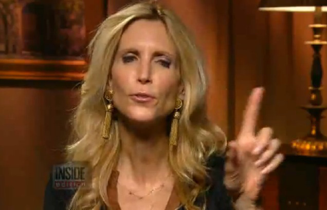 #GOPDebate: Ann Coulter Makes Anti-Semitic Remark