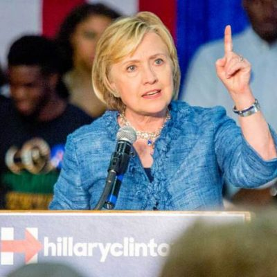 Hillary's Opposition To Keystone XL Conveniently Timed To Papal Visit