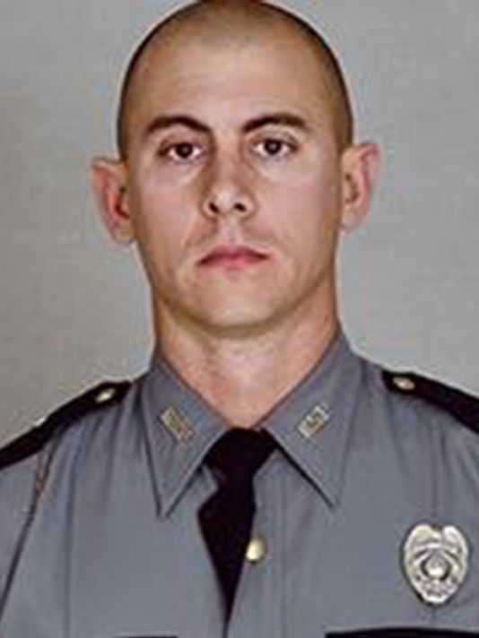 Kentucky state trooper Joseph Cameron Ponder, age 31 (photo: Kentucky State Police)