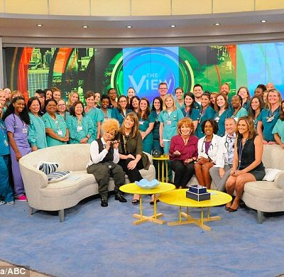 Did #TheView's Collins Say Nurses Were Wannabe Doctors?