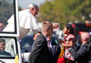 Pope Francis & Sophie in D.C.