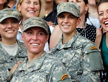 First Two Women Ranger School Grads Received Extra Training And Lowered Standards