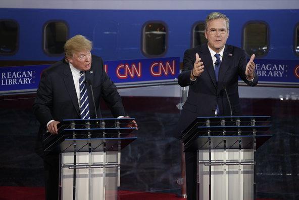 Election 2016 – Jeb Bush channels Al Gore