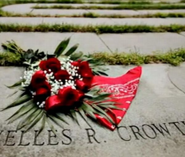 #September11-Welles Crowther aka The Man In The Red Bandana