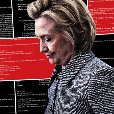 Hillary Clinton's Server Insecurity