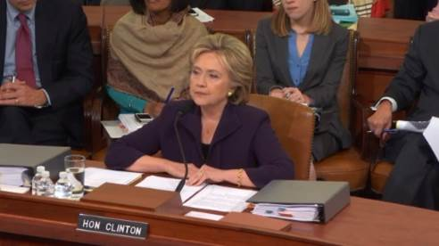 The Best Tweets from the Benghazi Hearing