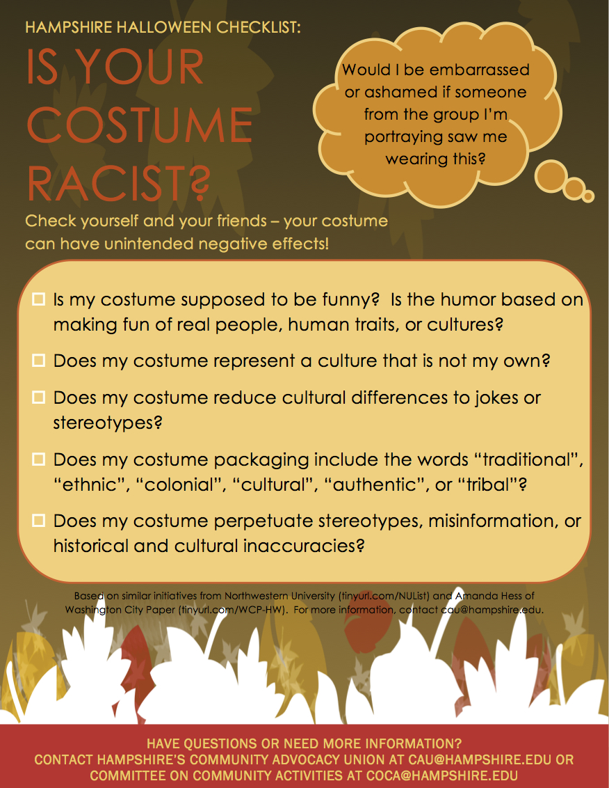Halloween in a Perpetually Offended World, Oh the Joy!