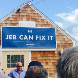 Jeb Bush's Faltering Campaign: Can He Fix It?