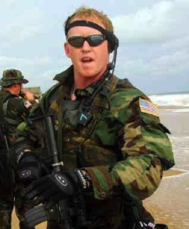 Former Navy SEAL, Rob O'Neill (Photo Credit: Twitter)